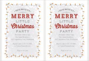 21 christmas party invitation templates free psd vector ai eps format download free