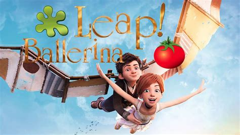 'leap!' And 'ballerina' Are The Same Film, But Their