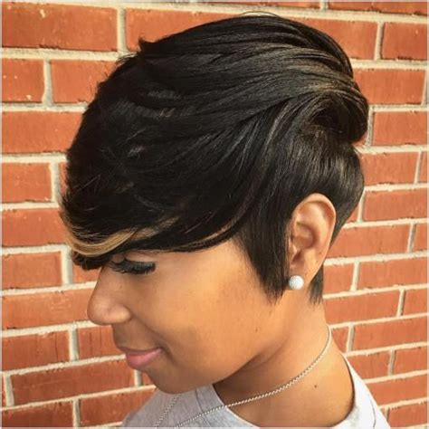30 Weave Hairstyles to Make Heads Turn | Short hair styles ...