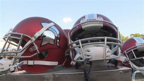 Troy Head Football Coach Chip Lindsey Tests Positive for ...