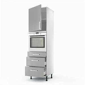 Meuble Colonne Cuisine : meuble colonne cuisine achat meuble cuisine cbel cuisines ~ Teatrodelosmanantiales.com Idées de Décoration