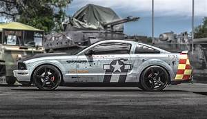 P51 Mustang • PW Graphic Solutions