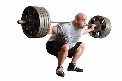 Powerlifting Squat Barefoot Squatting Gym Garage Ultimate