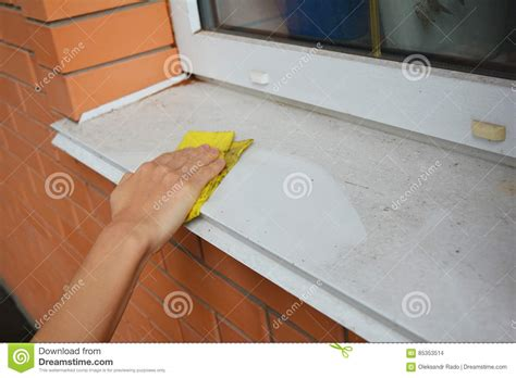 window sill cleaning cleaning your windows and window