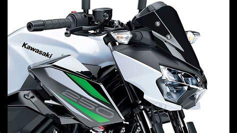 Kawasaki Z250 Image by 2019 New Kawasaki Z250 Photos Details
