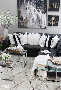 decorative accessories for living room 5 TIPS TO DECORATE ACCENT TABLES LIKE A PRO! - Setting for ...