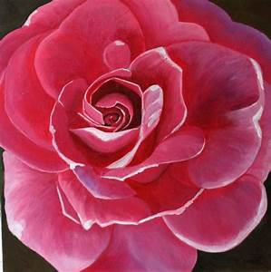 151 best images about Painting-Flowers on Pinterest