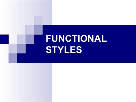 Lecture 15 Functionalstyles(2