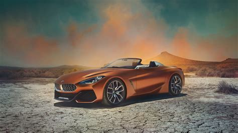 Bmw Z4 4k Wallpapers by Bmw Concept Z4 4k 2017 Wallpaper Hd Car Wallpapers Id