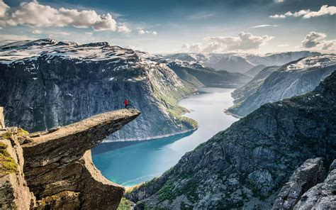 Trolltunga Norway The Most Breathtaking Views