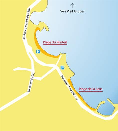 plage de la salis antibes 06 alpes maritimes paca plages tv