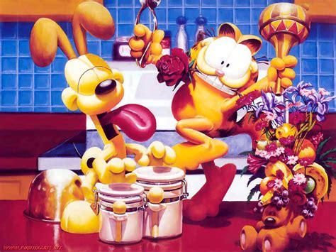 Garfield Summer Wallpaper