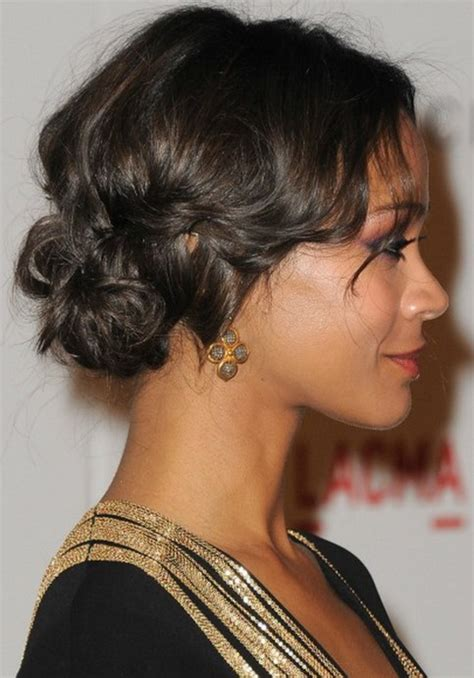 Prom Hairstyles For Black by 23 American Prom Hairstyles Gallery Of Black