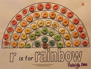 Information About Fruit Loop Rainbow Template Yousenseinfo