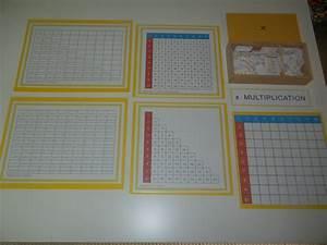 Quot Making Montessori Ours Quot Montessori Tables Work