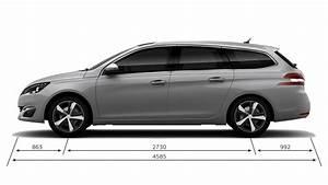 Dimensions 308 Peugeot : technical information ~ Medecine-chirurgie-esthetiques.com Avis de Voitures