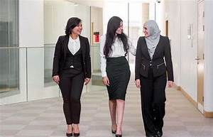Women in management who wear provocative clothing are seen ...