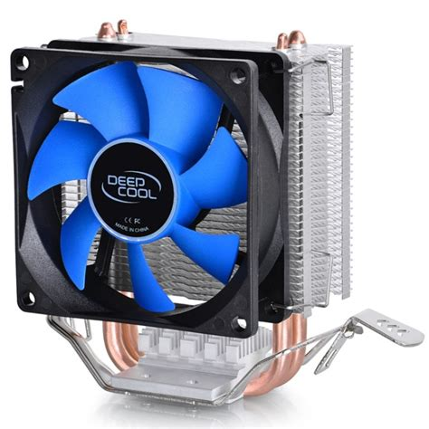 and cool fan cpu cooler mini ice cpu fan multi platform 8cm