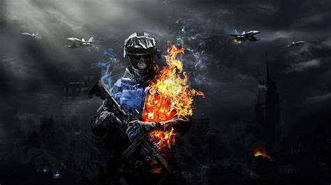 Cool Fire Backgrounds