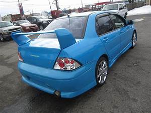 2002 Used Mitsubishi Lancer Oz Rally At Contact Us Serving