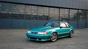 ONE OF JUST 6 FOX-BODY SALEENS EVER BUILT IN BRIGHT CALYPSO GREEN | Saleen Owners and ...