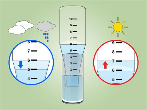 make a how to build a barometer 15 steps with pictures wikihow