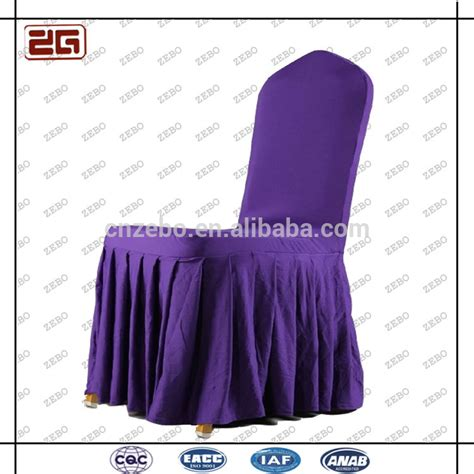 wholesale universal polyester purple buy wedding chair