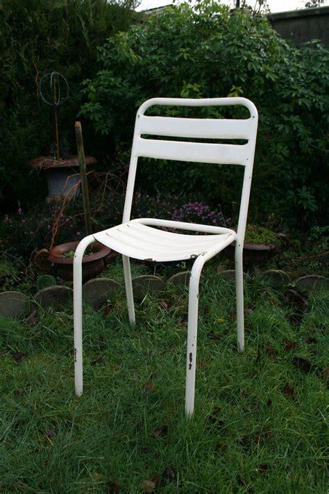 chaises de jardin ikea chaise bistrot en fer