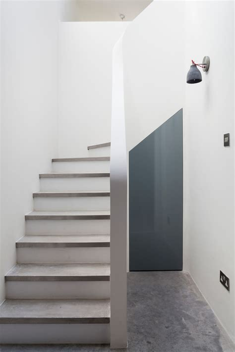 industrial wall sconce staircase contemporary