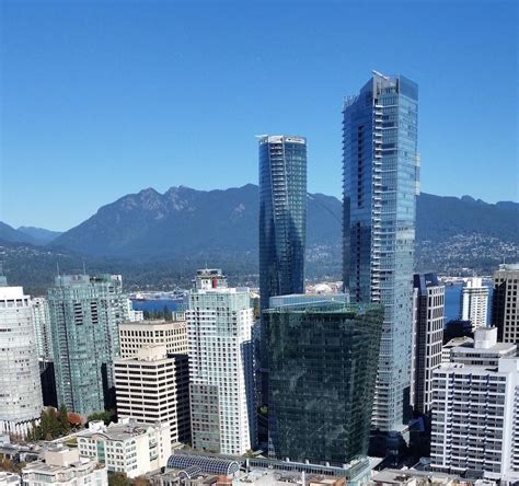 Vancouver Trump Tower Trump Tower 1151 West Georgia Vancouver Condo In