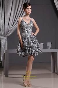 v neck short cocktail dresses short dresses for wedding With v neck dresses for wedding guests