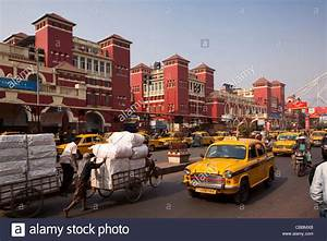 India, West Bengal, Kolkata, Howrah Junction, the city's ...