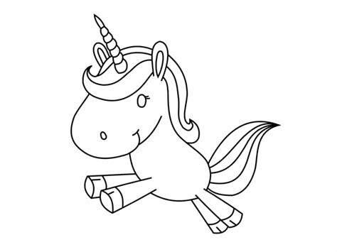 dessin  imprimer   colorier de licorne stepclinic