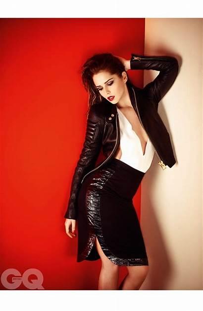 Cheryl Cole Gq Photoshoot Unzips Harry