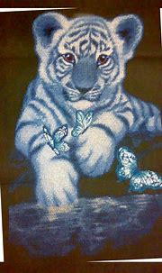17 Best images about Cross Stitch - Tigers on Pinterest ...