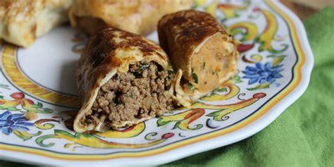 blinchik  meat  potato filling oregonian recipes