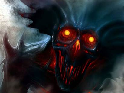 Demon Scary Evil Wallpapers Backgrounds