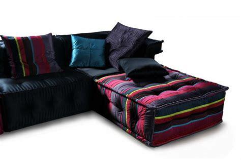 chloe modern fabric sectional sofa living room