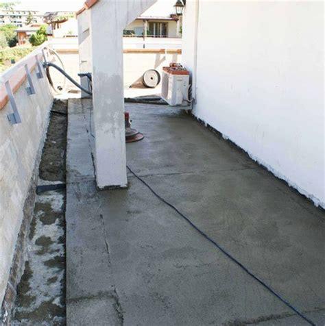 giunti di dilatazione per pavimenti terrazzi particolare giunto di dilatazione realizzato con