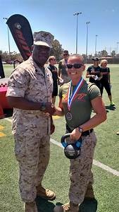 Marine Staff Sergeant finishes third at HITT competition ...  Marine