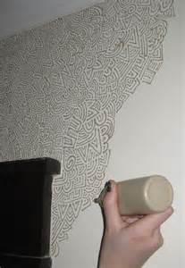 kreative ideen fr flur kreative wandgestaltung mit farbe 4 loeboard modern einrichtung wanddeko monochromjpg kreative