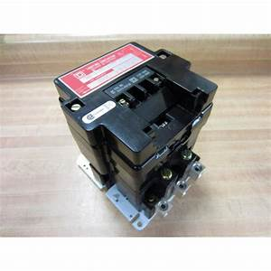 Square D Lighting Contactor 8903