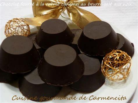 recette chocolat fourre  la creme caramel au beurre