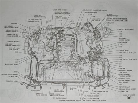 1996 98 ford mustang engine diagram wiring
