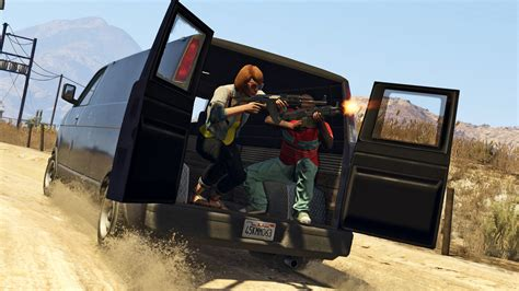 See How Grand Theft Auto Online Looks On Pc, Ps4, Xbox One