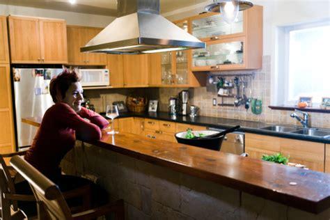fabriquer un bar de cuisine comment construire un bar dans sa cuisine