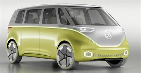 Tell Your Hippie Uncle, The New Volkswagen Bus Has Finally