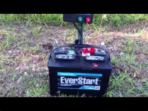 battery powered fan cing new fence charger battery powered quot 15 mile quot zareba with 1