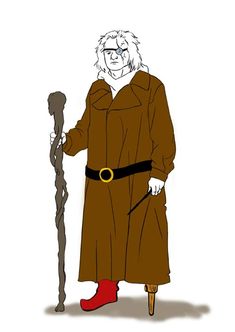 draw mad eye moody  steps  pictures wikihow