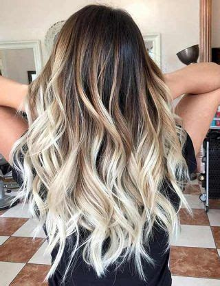 Dying Hair Ideas For Black Hair by 20 Amazing Brown To Hair Color Ideas Design